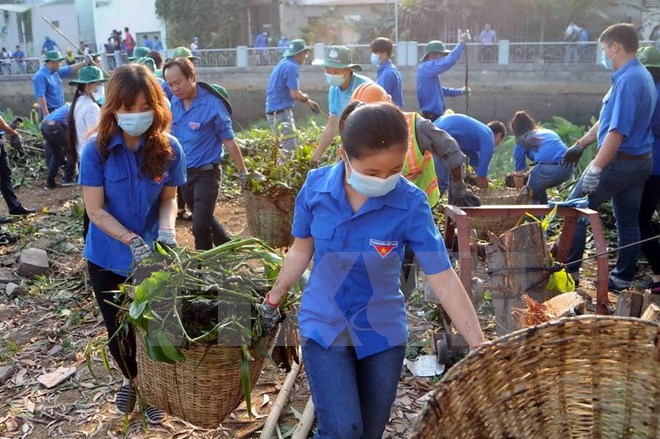Ho Chi Minh city responds to national week on safe water and environmental hygiene