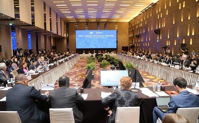 APEC senior officials convene second meeting in Hanoi