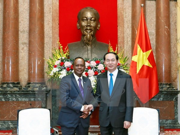 Vietnam looks to boost agriculture ties with Madagascar