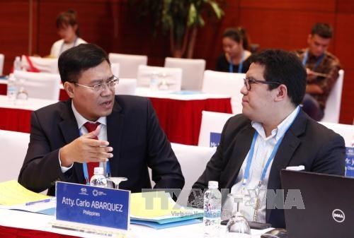 APEC representatives talk start-ups for youth, women and athletes