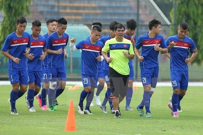 Vietnam ready for U20 World Cup challenge