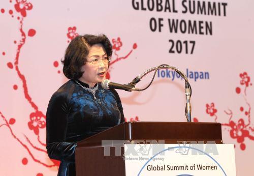 Vietnam reports high rate of female leadership in region
