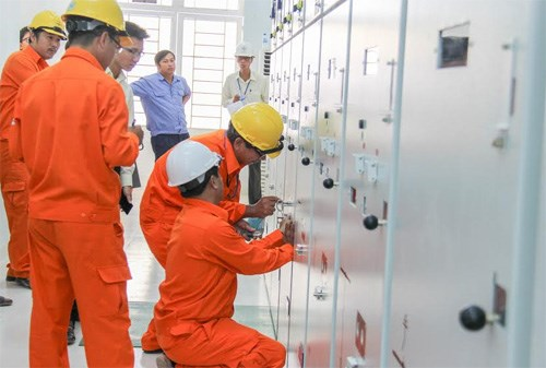 Transformer station serving APEC put into operation