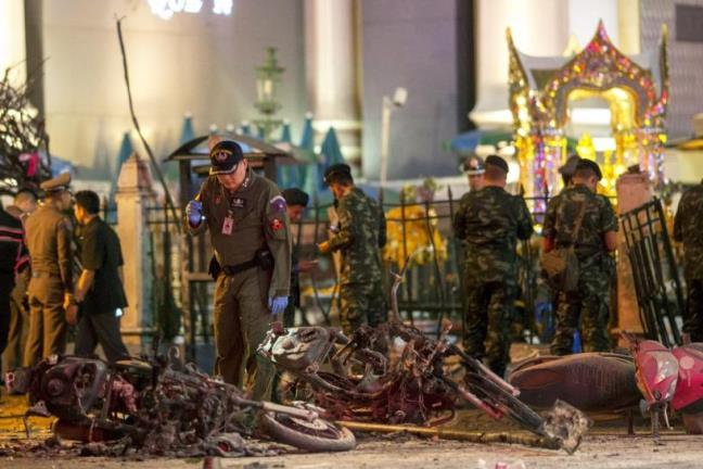 No Vietnamese citizens injured in Bangkok bombing