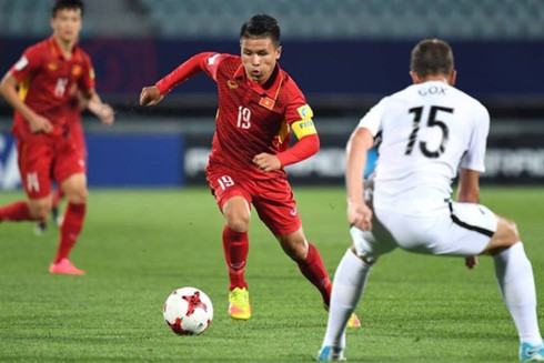 U20 World Cup: Vietnam make history with New Zealand tie