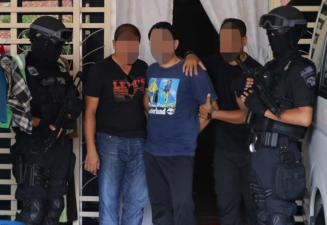 Malaysia arrests six with links to IS
