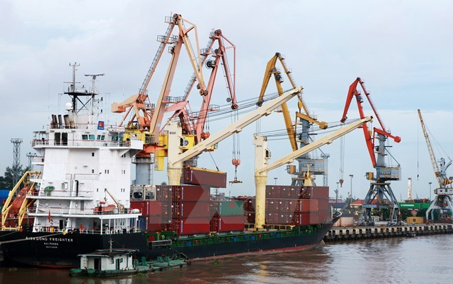 Laos speeds up implementation of seaport agreement with Vietnam