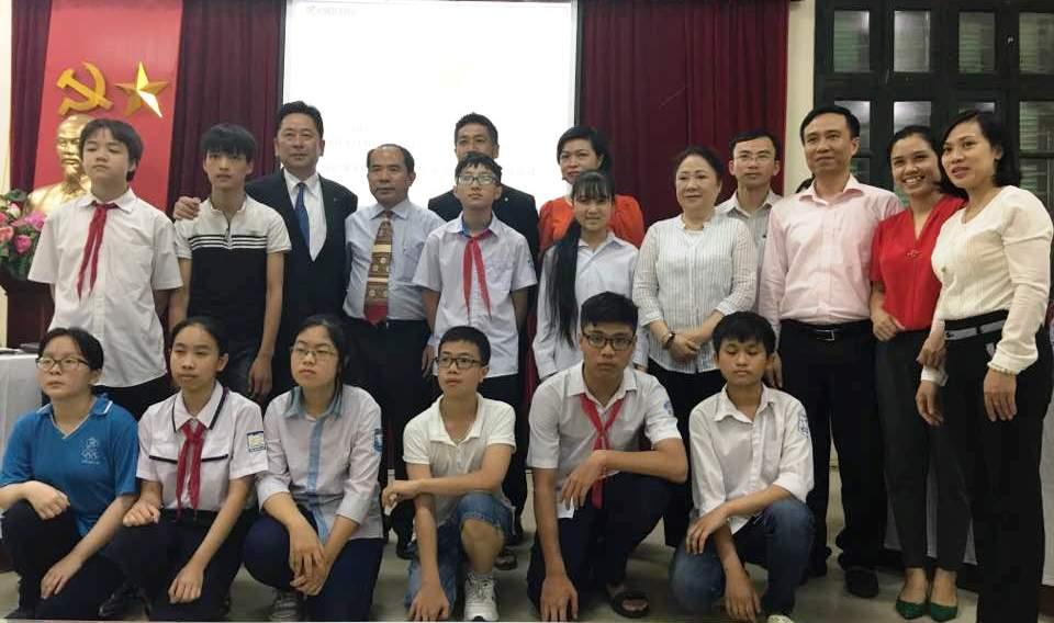 Vietnam Youth Friendship visit to Japan in 2017