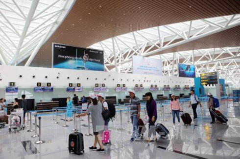 Vietnam Airlines opens new terminal at Danang Airport