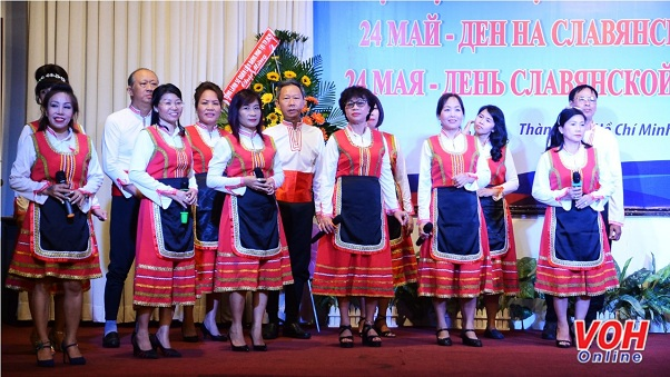Slavic Writing and Cultural Day held in Ho Chi Minh city
