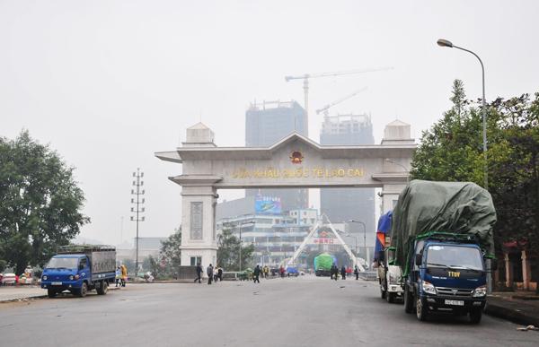 Lao Cai border gate EZ to be developed into key economic area
