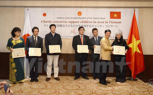 Vietnamese Embassy in Japan organizes concert to support Ha Tinh province