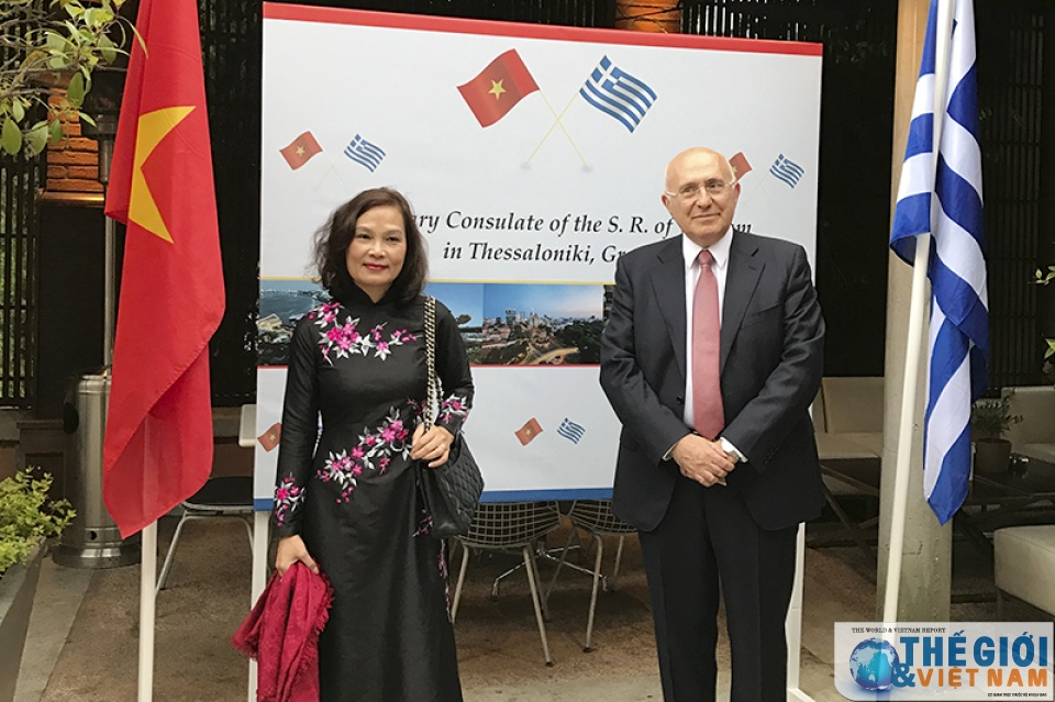 Vietnam's Honorary Consulate launched in Greece