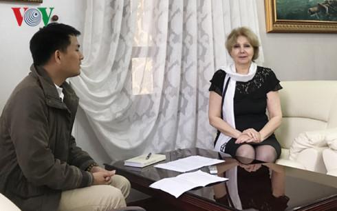"Armenian Ambassador to Vietnam: ""I like Vietnamese people"""