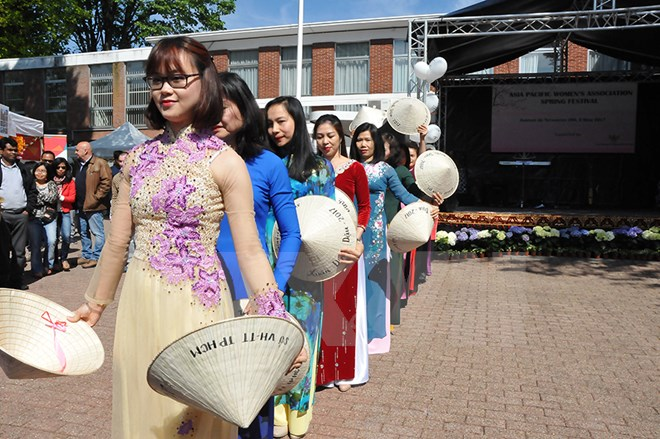 Vietnam joins Spring Festival in Brussels