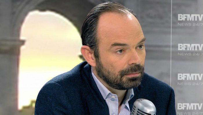 French President picks Edouard Philippe as Prime Minister