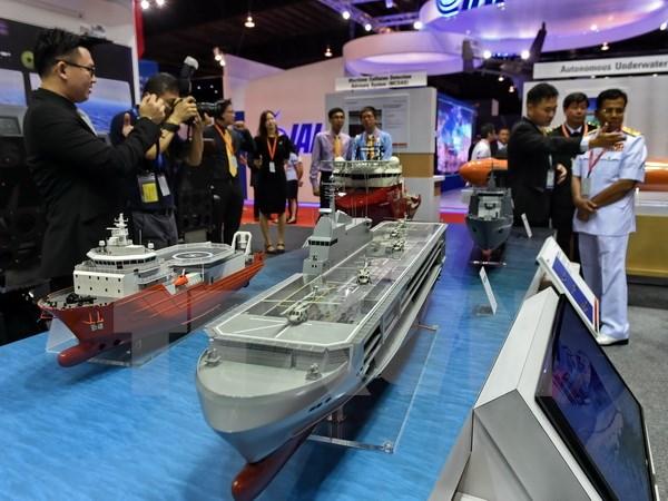 Vietnam attends IMDEX Asia 2017