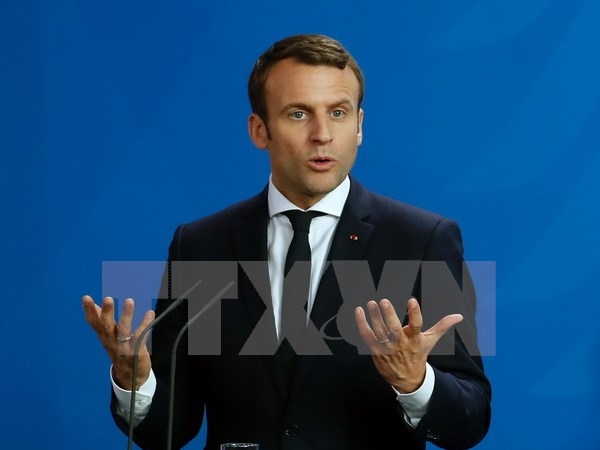 French President delays cabinet members announcement