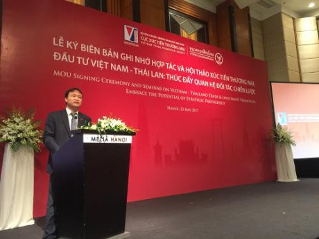 Workshop promotes Vietnam -Thailand trade, investment cooperation