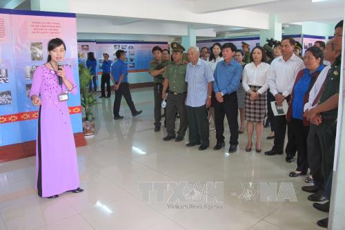 Photo exhibition on President Ho Chi Minh with youth in Gia Lai
