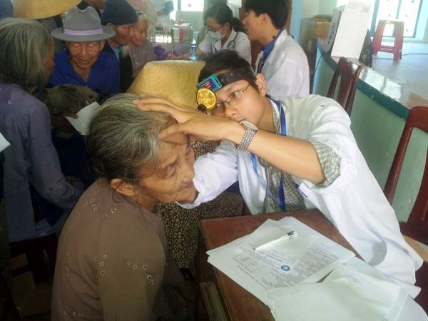 Hearing aids presented to 1,000 patients in central region
