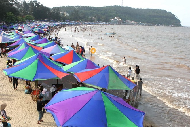 Hai Phong: Do Son tourism festival begins