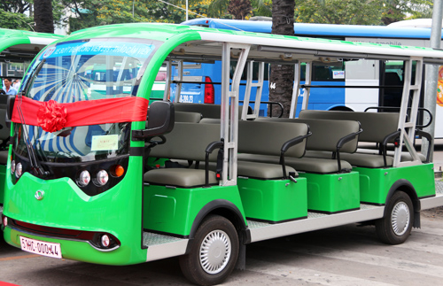 Ho Chi Minh city to pilot three tramcar routes to serve visitors