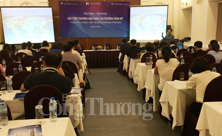 Vietnamese enterprises eye business expansion to South America