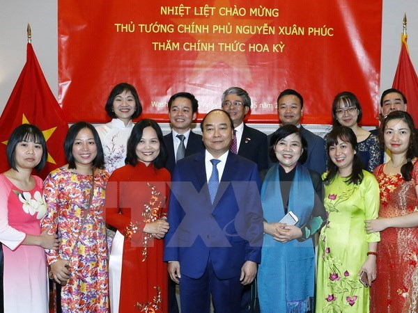 Prime Minister Nguyen Xuan Phuc concludes official visit to US