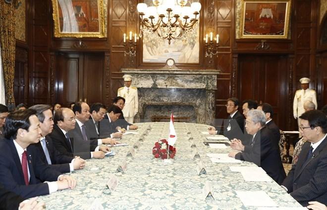 Vietnam treasures Japan's ODA: PM
