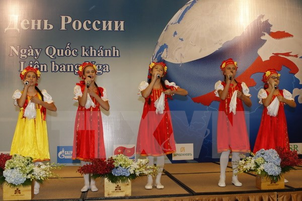 Russian Federation's National Day marked in Ho Chi Minh city