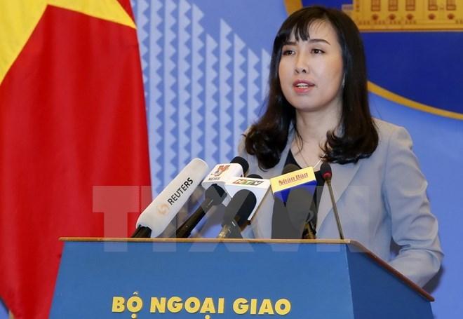 Vietnam requests RoK not to make statement hurting Vietnamese sentiment