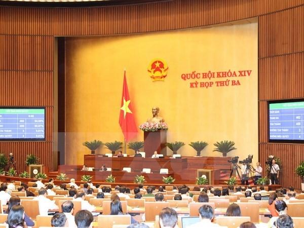 National Assembly passes three bills