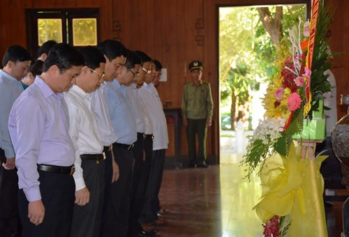 Commemorating President Ho Chi Minh in his homeland
