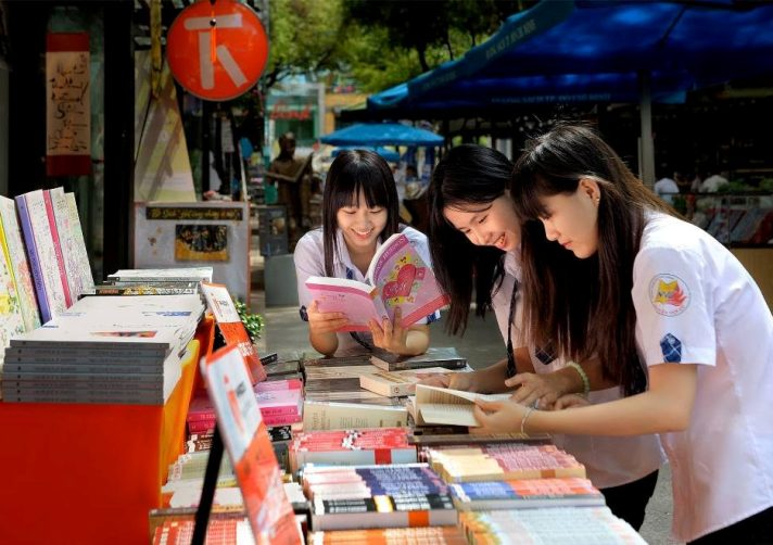 Ho Chi Minh city's Book Street welcomes over 1.2 million visitors