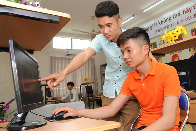 Over USD200,000 for young labourers' vocational training in Hai Phong city