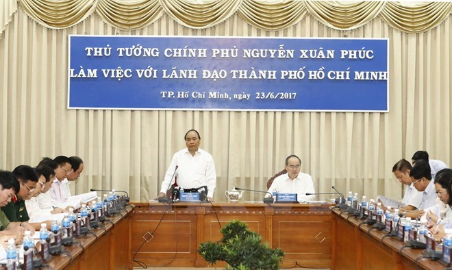 PM urges HCM City to create favourable start-up environment