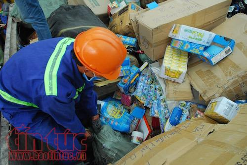 Ho Chi Minh city destroys illegally imported and fake goods
