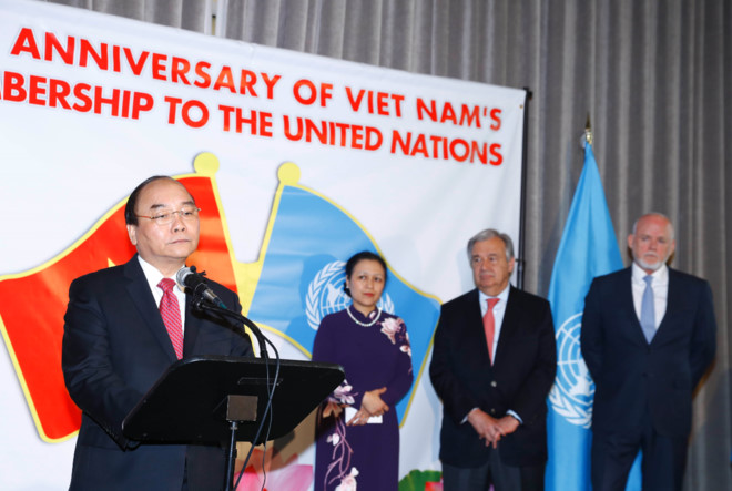 Vietnam-UN: 40 years of cooperation