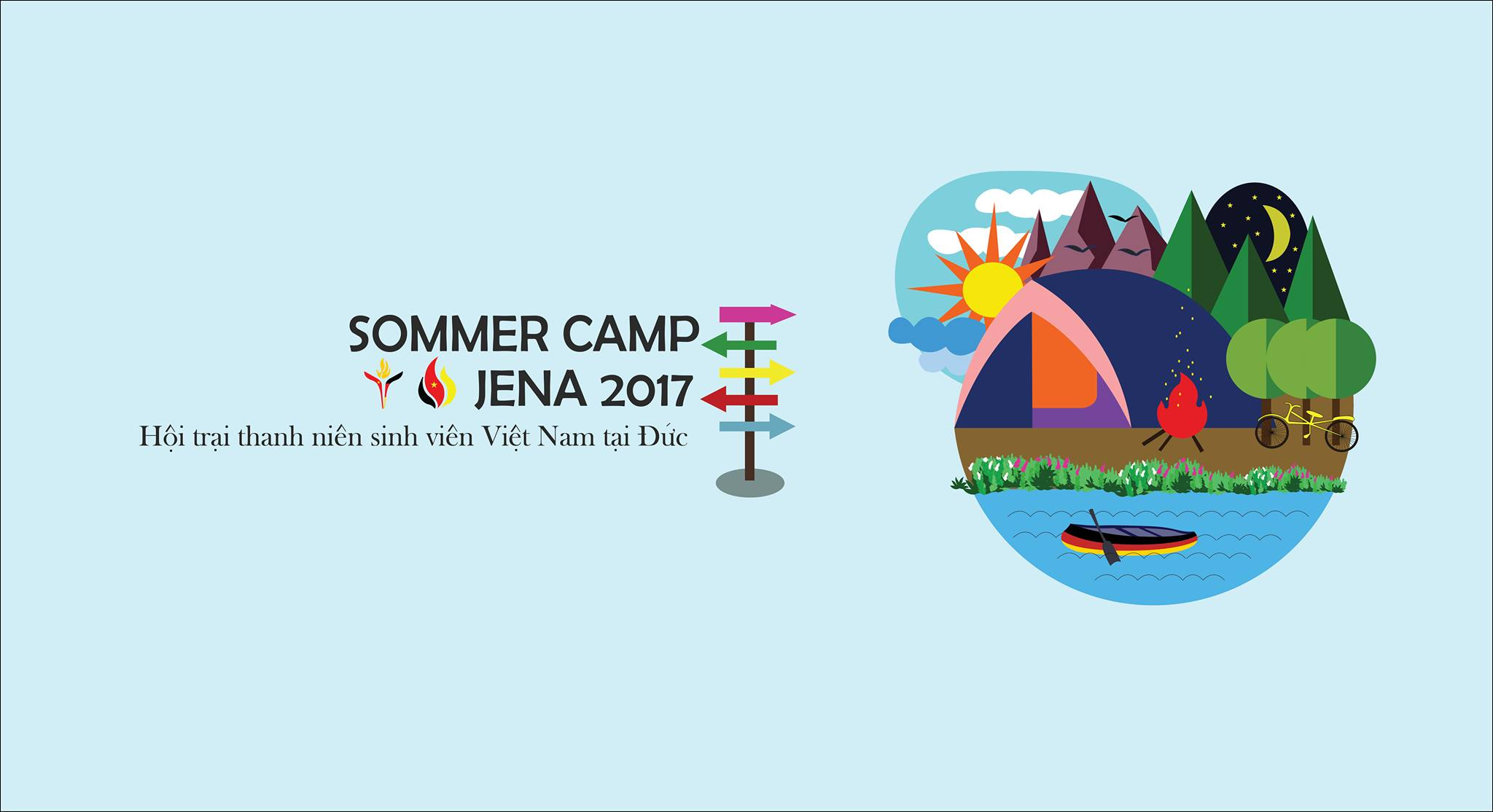 Summer camp connecting Vietnamese students throughout Germany