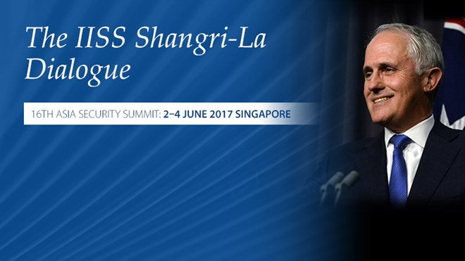 Singapore tightens security ahead of Shangri-La dialogue