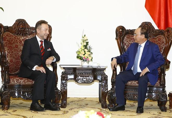 Prime Minister receives Czech Ambassador