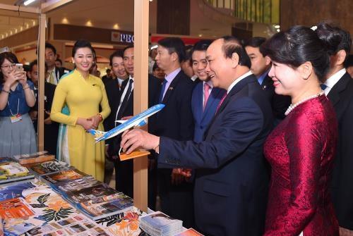 Vietnam Airlines, Jetstar Pacific promote tourism in Japan
