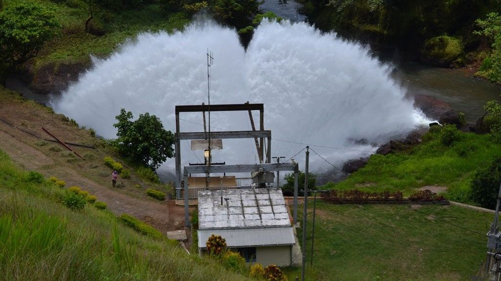 Pacific island countries to finance a series of renewable energy projects