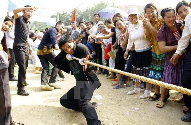 National sport festival of ethnic minorities kicks off