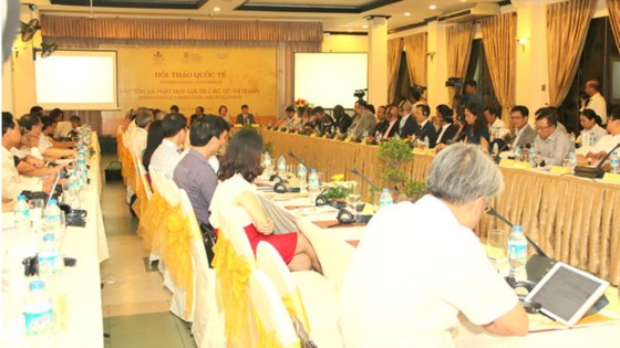 Sharing experience in preserving and promoting value of Hoi An ancient city