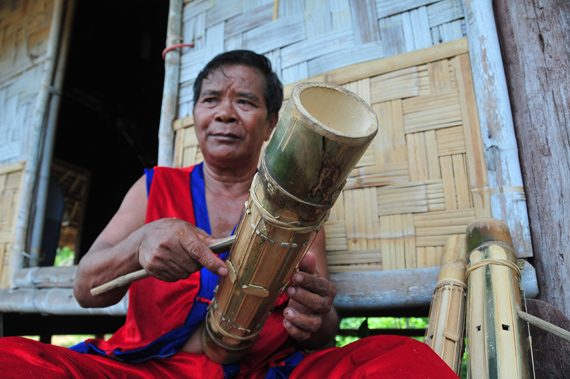 Program explores culture of Raglai ethnic group