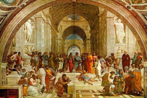 35 works by Italian painter Raffaello displayed in Hanoi