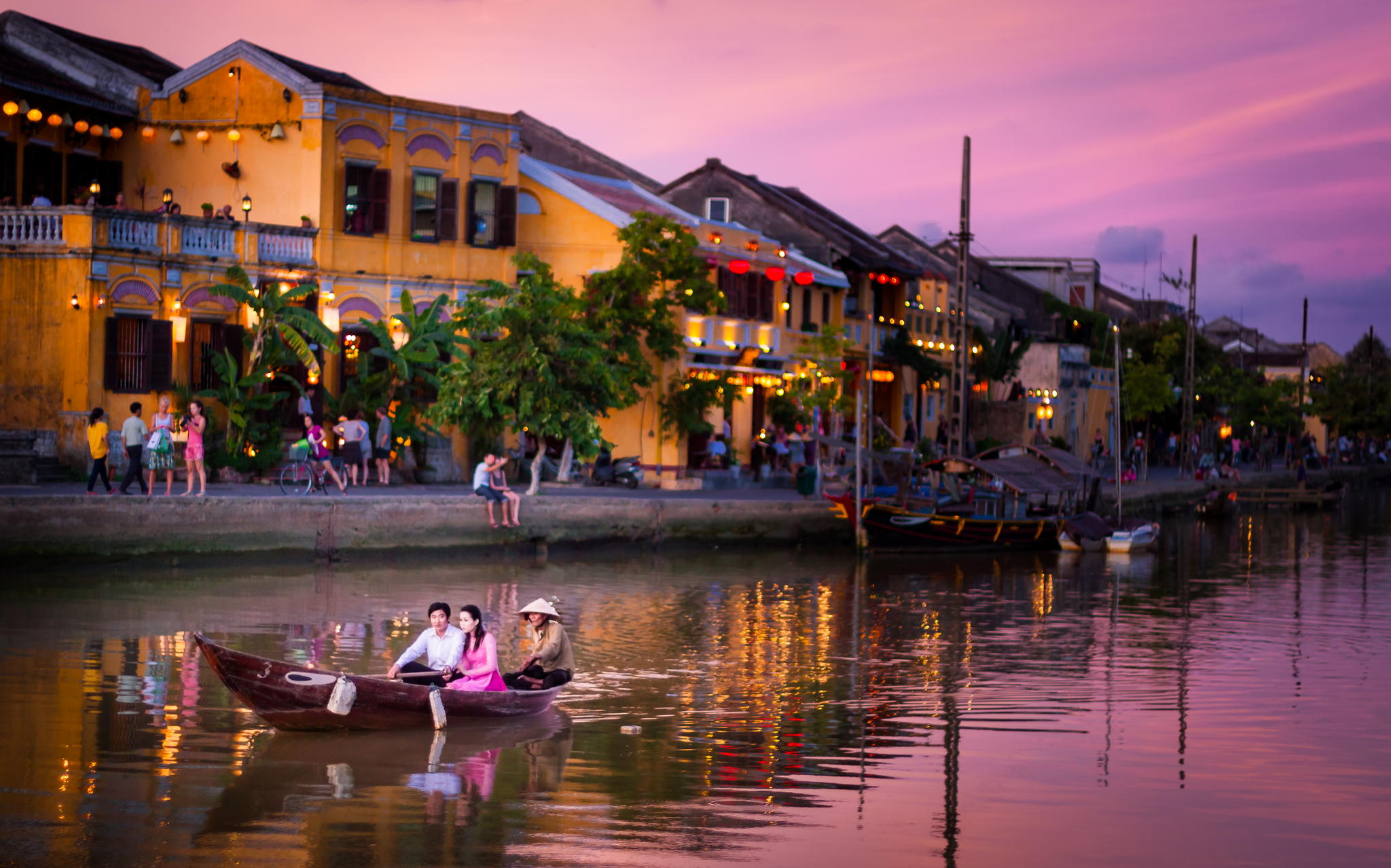 International workshop on preserving and promoting urban heritage values in Hoi An