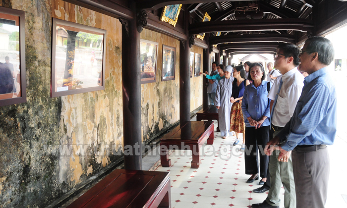 Photo exhibition on Hue heritage opens